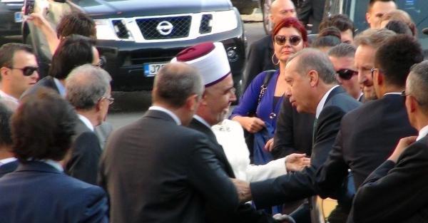 Cumhurbaşkanı Erdoğan, Saraybosna'da Hünkar Camii'nin açılışına katıldı