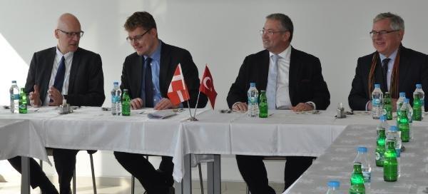 Danimarka İklim Ve Enerji Bakanı Gönen Enerji'yi Ziyaret Etti