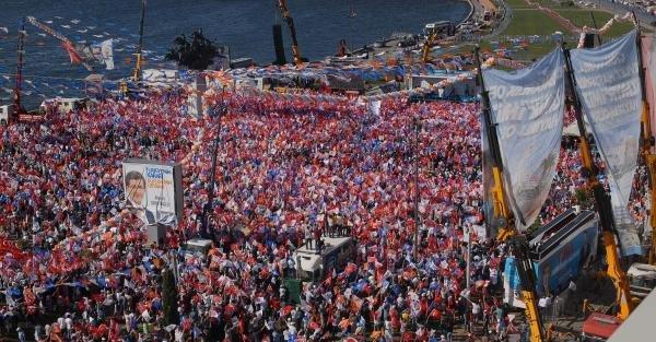 Davutoğlu: Altılı çeteye karşı mücadele ediyoruz- ek fotoğraflar