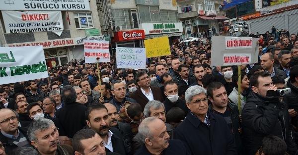Dilovası'nda çöp protestosu