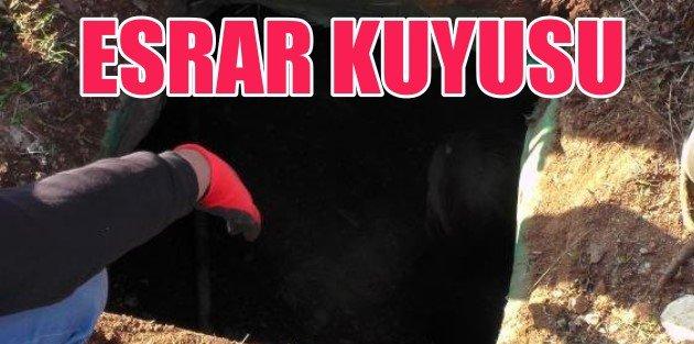 Diyarbakırda Toprağa Gömülü 1.5 Ton Esrar Ele Geçirildi