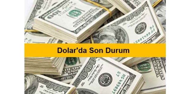 Dolar ve Euro'da son...