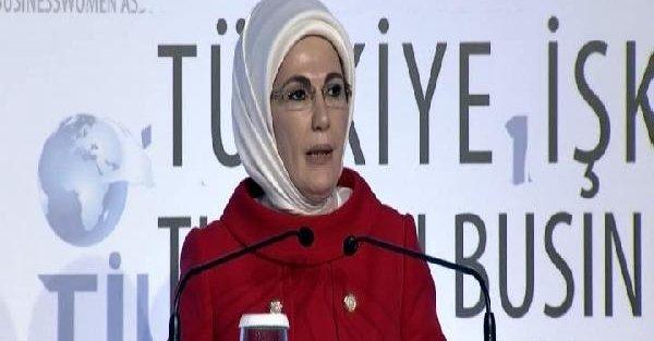 Emine Erdoğan: Türkiye İnsanliğa Öncü Olmak Gibi Bir Misyon Yükleniyor