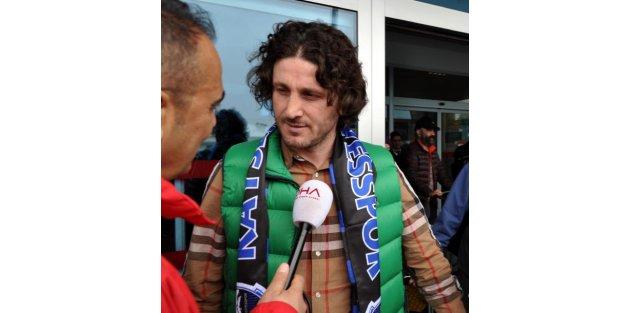 Erciyesspor-Fatih Tekke geldi:
