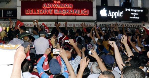 Erdoğan: Ben ne ağayım, ne sultanım, hizmetkarım (4)