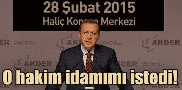 Erdoğan hakkında idam isteyen savcı kim?
