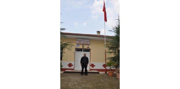 Ergenekon sanığı yazar Ergün Poyraz cezasını Koçarlı'da çekiyor