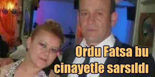 Fatsa'da öldürüp, cesedini Giresun'da ormana atmışlar