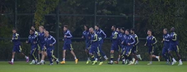 Fenerbahçe, Çaykur Rizespor Maçına Hazır