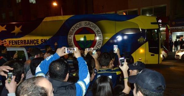 Fenerbahçe Mersin'e...