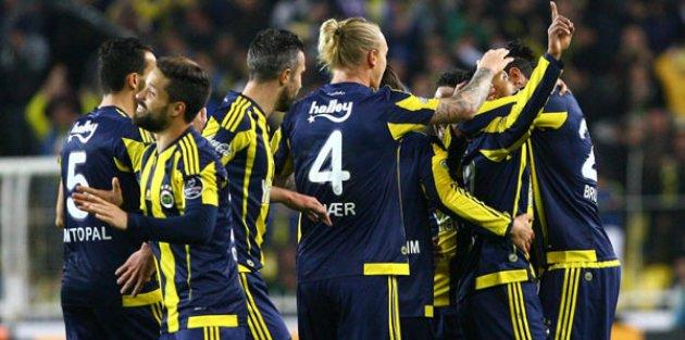 Fenerbahçe'den Taraftarına Yeni Yıl Hediyesi