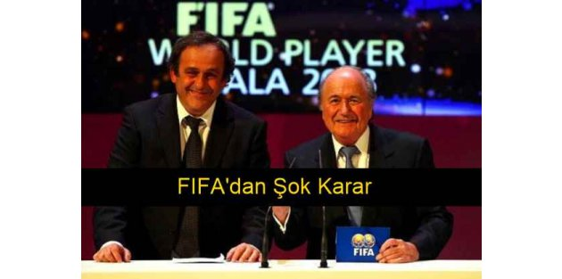 FIFA Etik Kurulu'ndan...
