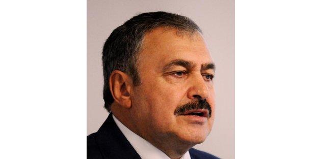 Fotoğraflar - Orman Ve Su İşleri Bakanı  Eroğlu'nun Basın Toplantısı