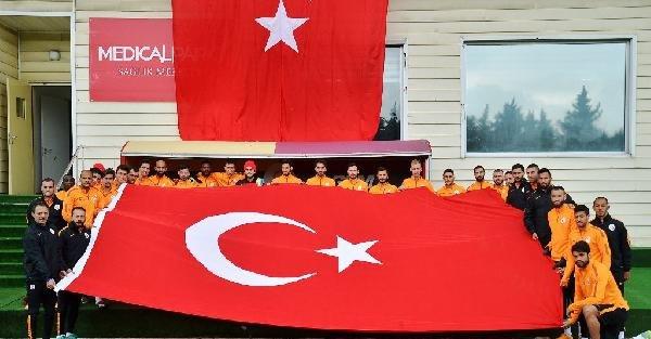 Galatasaray Kasımpaşa Maçının Hazırlıklarını Sürdürdü