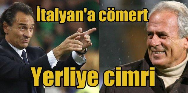 Galatasaray, Mustafa Denizliye Prandellinin yarısını verdi
