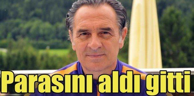 Galatasaray Prandelliye ne kadar ödeyecek?