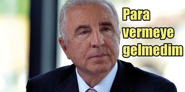 Galatasaray'da Ünal...
