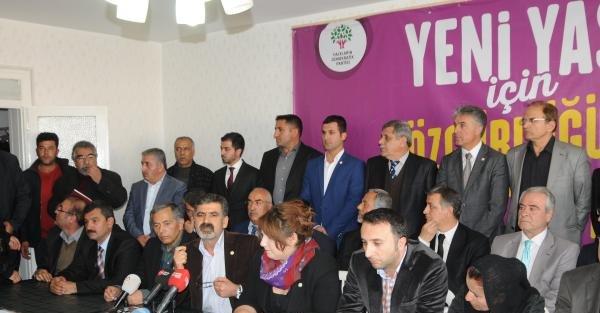 Gaziantep'te HDP milletvekili aday adaylığına 33 başvuru