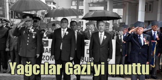 Gaziler Günü'nde gaziye...