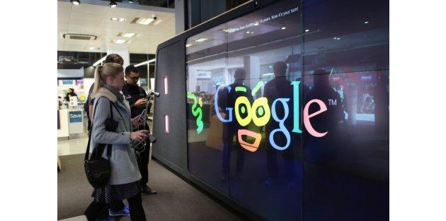 Google Ilk Fiziki Mağazası'nı  Açtı.