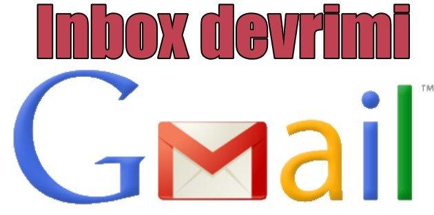 Google Inbox ile akıllı...