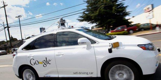Google kaza yaptı