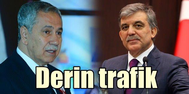 Gül, Erdoğan'dan sonra Bülent Arınç'la görüştü