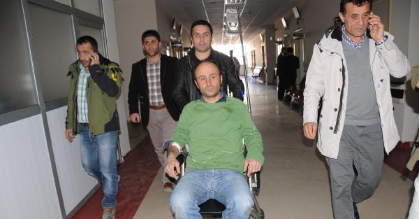 Hakkari'de kaçak elektrik kontrol ekibine saldırı: 3 yaralı