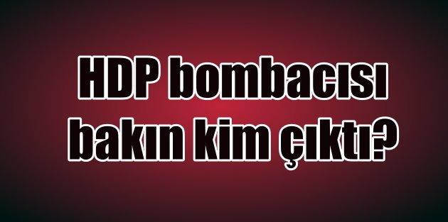 HDP bombacısı DHKP-C hükümlüsü çıktı