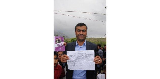 HDP'li Zeydan'dan 'Yüksekova havalimanı açılışına vatandaşlar katılmayacak' iddiası