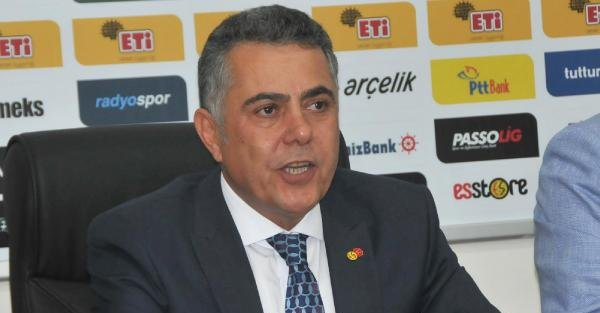 Hoşcan: Eskişehirspor'un...