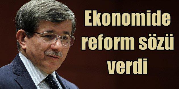 Hükümet ekonomide Mart ayında reform sözü verdi