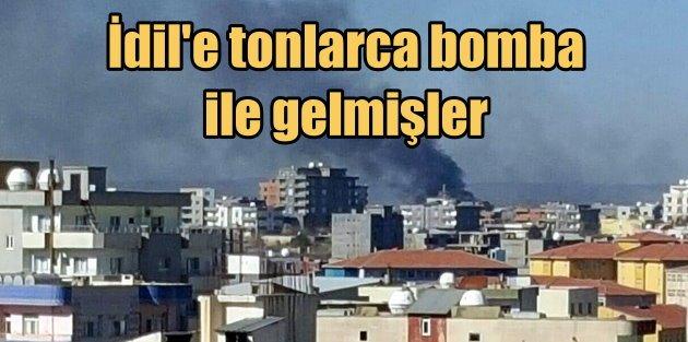 İdil'de 10 ton PKK bombası imha edildi