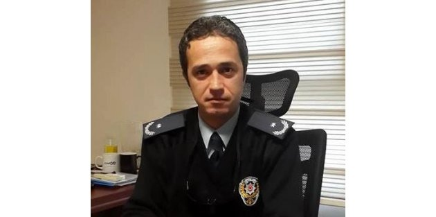 İncirlik polis amiri odasında intihar etti