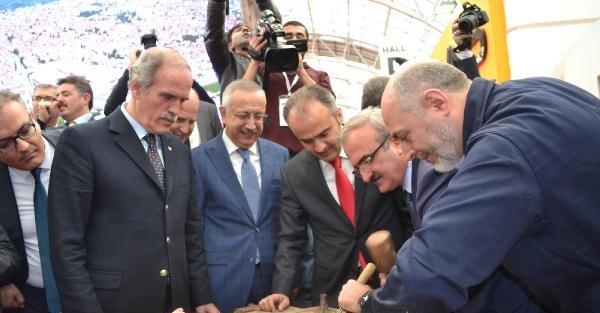 İnegöl'de 32'nci Modef Expo Fuarı Açıldı