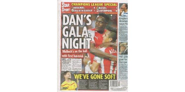 İngiliz Basını: 'Arsenal...