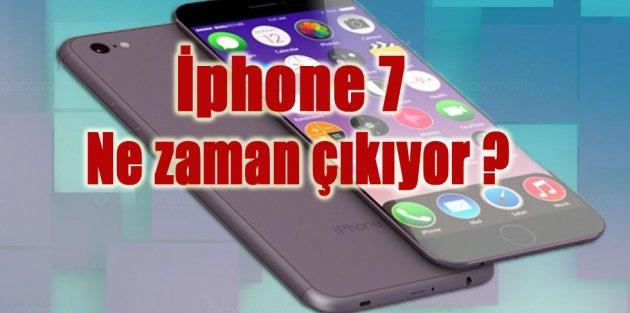 iPhone 7 ne zaman çıkıyor, fiyatı ve özellikleri nedir?