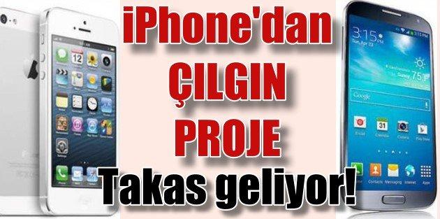iPhone Takas'a hazırlanıyor | Android'i getir iPhone al
