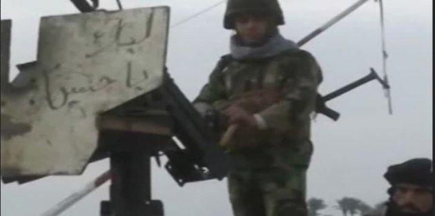 Irak Ordusu iki yıl sonra Ramadi'ye girdi