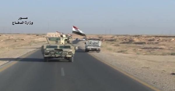 Irak'ta 80 Işid Militanı Öldürüldü