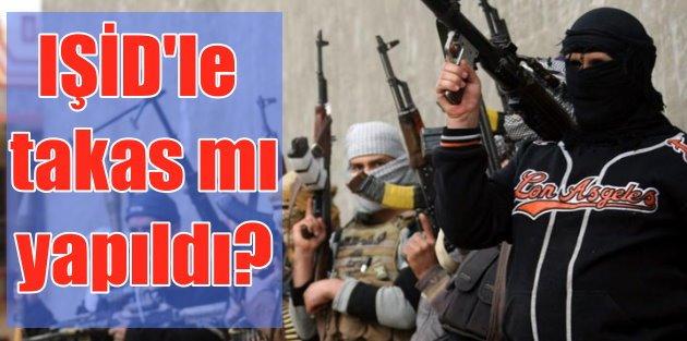 İŞİD ile takas mı yapıldı?