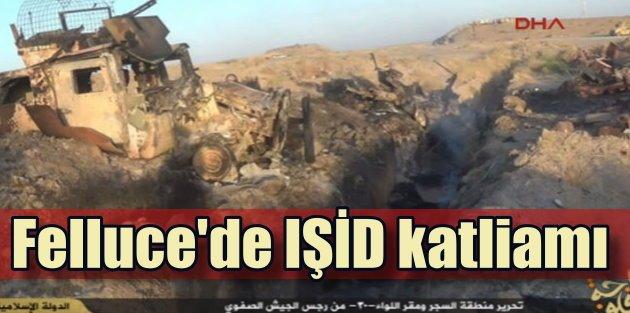 IŞİD, Irak askerlerini perişan etti