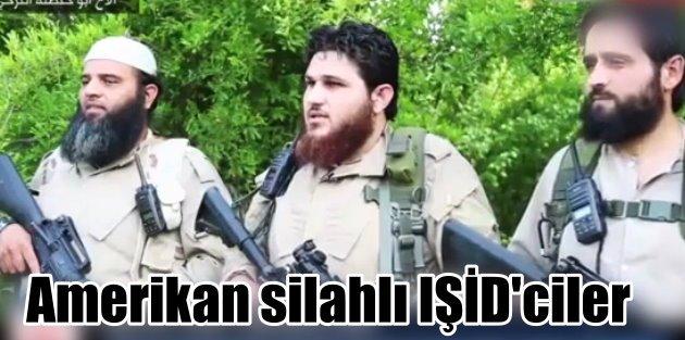 IŞİDe katılan Türkler; Silahlar Amerikadan geliyor