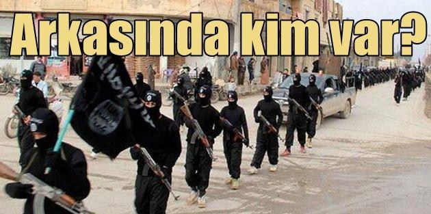 IŞİD'in arkasında kimler var, IŞİD'e kim destek veriyor