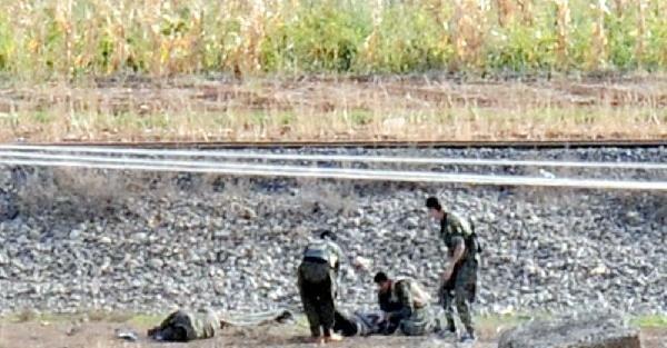 Işid'in Havan Mermisine Hedef Olan 2 Ypg'liden 1'i Öldü