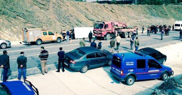 Isparta'da Kaza: 15 Ölü, 30 Yaralı- Ek Fotoğraflar