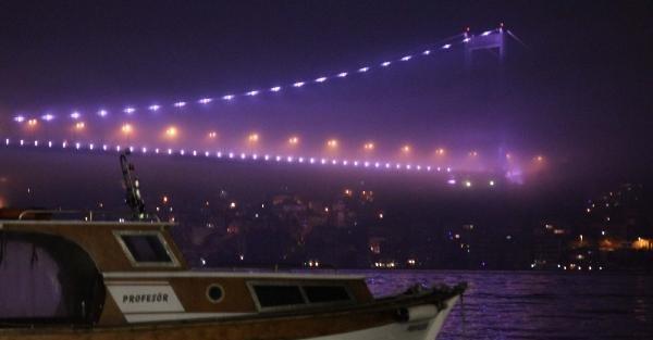 Istanbul'da Sıs Etkılı Oldu