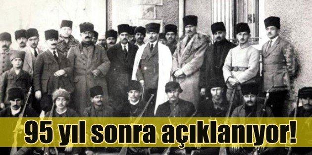 İstiklal Mahkemeleri tutanakları 95 Yıl Sonra Yayınlanıyor