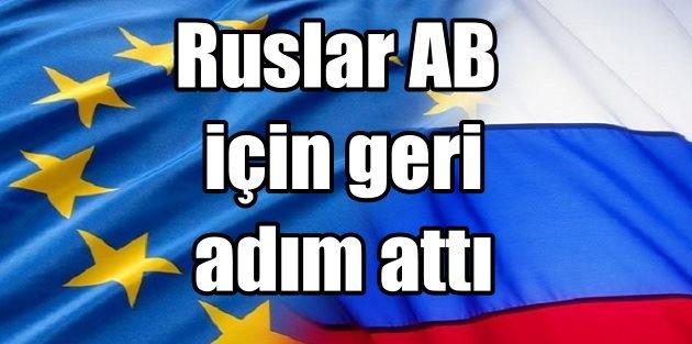 Kabak Türkiye'nin başına patlayacak: Putin'den AB için geri adım