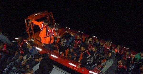 Kaçak Göçmenler Ege'den, Karadeniz'e Kaydı
